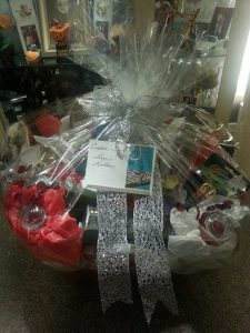 Karen's Kreations Basket